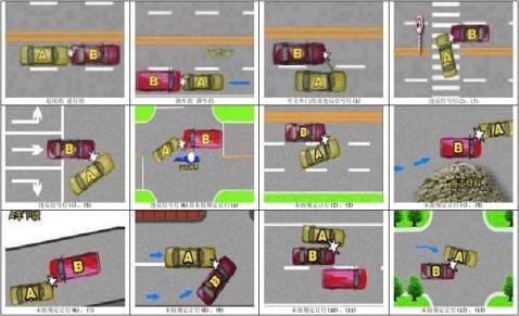 自行解决交通事故协议书
