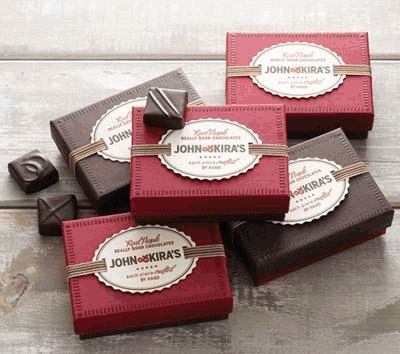 巧克力策划书