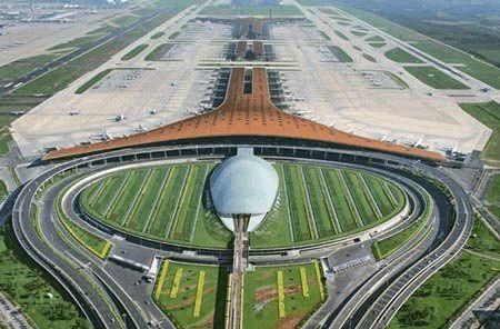 中国十大现代建筑及介绍