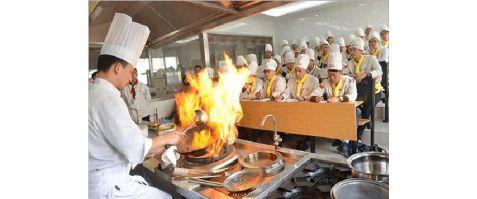 上海新东方烹饪学校就业怎么样