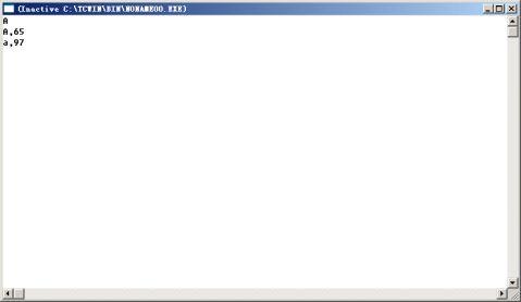 C语言上机实验报告样例20xx
