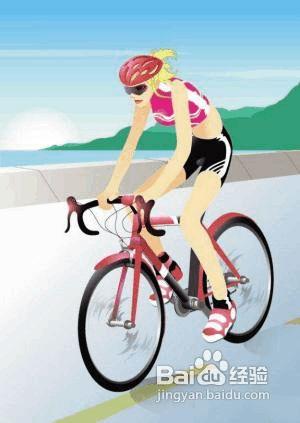 骑自行车有什么好处和害处