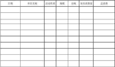 销售人员月总结计划模板