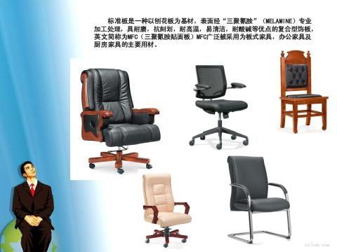 办公家具材质说明与介绍
