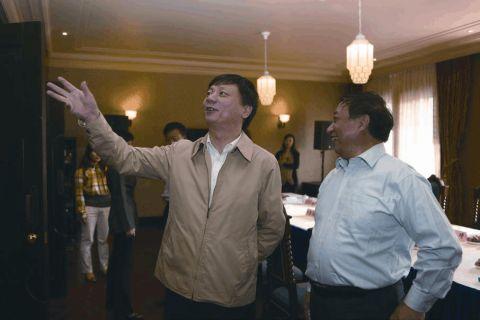 市工商联领导带队赴长宁调研非公有制经济代表人士综合评价体系
