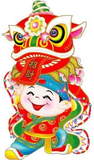 我们的节日春节966A4新年春节电子小报成品欢度春节手抄报模板新年快乐电子简报板报中国传统节日画报